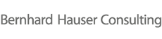 Bernhard Hauser Consulting Group
